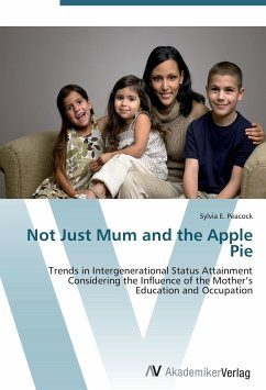 9783639407112 - Peacock, Sylvia E.: Not Just Mum and the Apple Pie - Bok