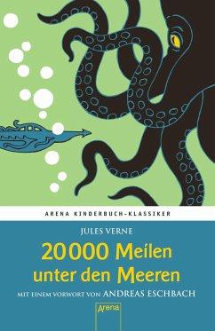 20000 Meilen unter den Meeren - Verne, Jules