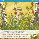 Die kleine Dame auf Salafari / Die kleine Dame Bd.3 (2 Audio-CDs)