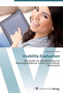 9783639406603 - Hermann Schmidts: Usability-Evaluation - Buch