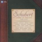 Schubert Lieder On Record 1898-2012