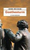 Goethesturm / Goethe-Trilogie Bd.3