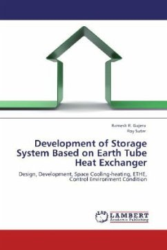 Development of Storage System Based on Earth Tube Heat Exchanger