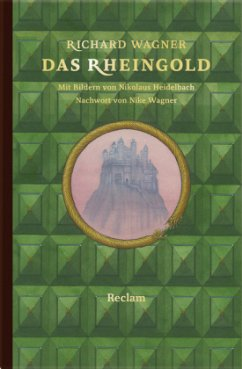 Das Rheingold, Libretto