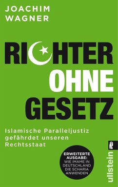 Richter ohne Gesetz - Wagner, Joachim