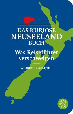 Das kuriose Neuseeland-Buch - Barnett, Stephen; McCrystal, John