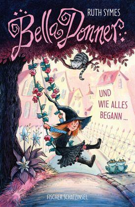 Buch-Reihe Bella Donner von Ruth Symes