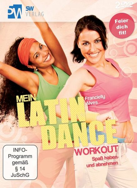 Mein Latin Dance Workout (2 Discs) - Alves/Francielly