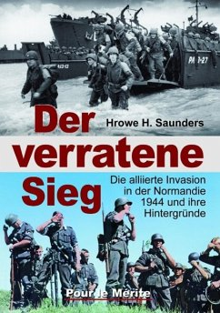 Der verratene Sieg - Saunders, Hrowe H.