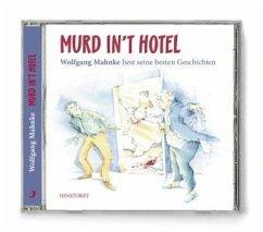 Murd in´t Hotel, Audio-CD
