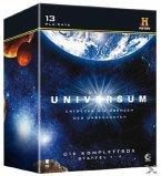 Unser Universum, Komplettbox Staffel 1-4, 13 Blu-rays