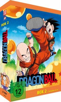 Dragonball - 2. Staffel - Vol. 6 - Episoden 29-57 DVD-Box
