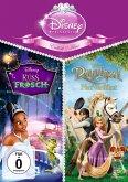 Küss den Frosch / Rapunzel - Neu verföhnt (2 Discs)