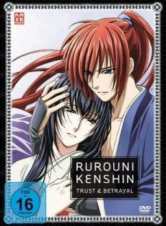Rurouni Kenshin - Trust & Betrayal - 2 Disc DVD