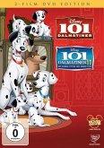 101 Dalmatiner / 101 Dalmatiner - Teil 2: Auf kleinen Pfoten zum großen Star! (2 Discs)