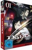 Blood+ DVD-Box