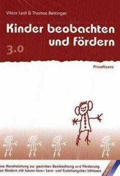 Kinder beobachten und fördern 3.0.1, 1 CD-ROM