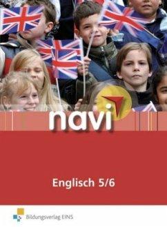 Navi Englisch. Klasse 5/6 Schülerbuch