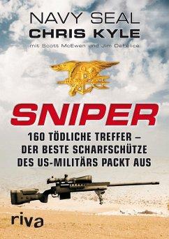 Sniper - Kyle, Chris; DeFelice, Jim; McEwen, Scott