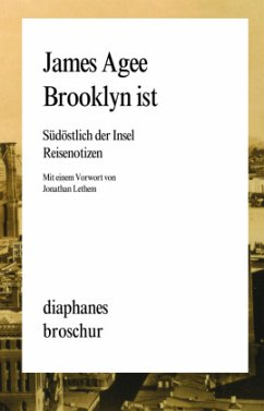 Brooklyn ist - Agee, James