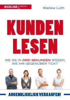 Kunden lesen - Lüth, Wiebke