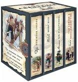 Die großen Klassiker der Abenteuerliteratur (4 Bde.)