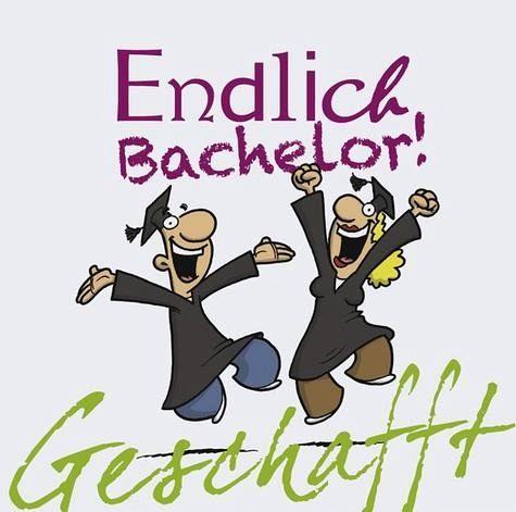 Geschafft! Endlich Bachelor! von Michael Kernbach - Buch