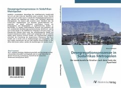 9783639407495 - Frommert, Dina: Desegregationsprozesse in Südafrikas Metropolen - Книга