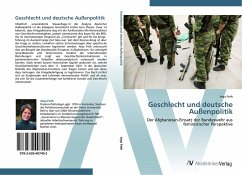 9783639407402 - Feth, Anja: Geschlecht und deutsche Außenpolitik: Der Afghanistan-Einsatz der Bundeswehr aus feministischer Perspektive - كتاب