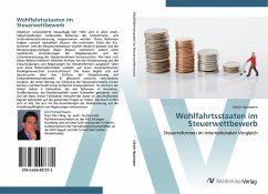 9783639407372 - Ulrich Haarmann: Wohlfahrtsstaaten im Steuerwettbewerb - Book