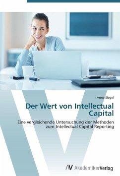 9783639408645 - Siegel, Anne: Der Wert von Intellectual Capital - Buch
