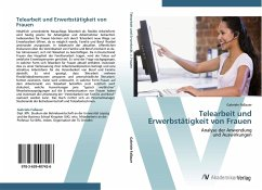 9783639407426 - Faßauer, Gabriele: Telearbeit und Erwerbstätigkeit von Frauen: Analyse der Anwendung und Auswirkungen - Book
