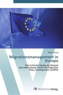 9783639407839 - Georgi, Fabian: Migrationsmanagement in Europa - Bog