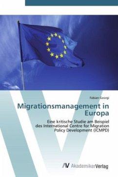 9783639407839 - Georgi, Fabian: Migrationsmanagement in Europa - Book