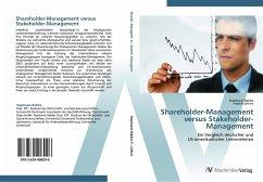9783639408096 - Rabbe, Stephanie Lötters, Frauke: Shareholder-Management versus Stakeholder-Management - Buch