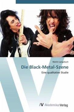9783639407457 - Langebach, Martin: Die Black-Metal-Szene - Livre