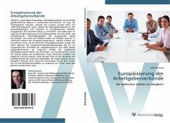 9783639407648 - Gold, Michael: Europäisierung der Arbeitgeberverbände - Livre