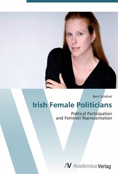 9783639407952 - Berit Schölzel: Irish Female Politicians - Књига