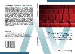 9783639407785 - Howe, Ricarda Graf, Natalie: Marketing für deutsche Kinospielfilme - Libro
