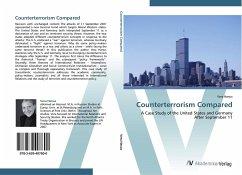 9783639407600 - Vera Hanus: Counterterrorism Compared - كتاب