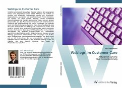 9783639407747 - Jens Zimmermann: Weblogs im Customer Care - كتاب