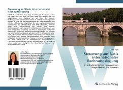 9783639407662 - Figas, Antje: Steuerung auf Basis internationaler Rechnungslegung - Boek