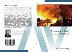 9783639407525 - Kranich, Jan: Eisenerz und Stahl - Книга