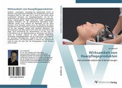 9783639407358 - Jan Ungewiß: Wirksamkeit von Haarpflegeprodukten - Livre