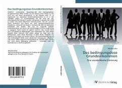 9783639407723 - Ickler, Monika: Das bedingungslose Grundeinkommen - Libro