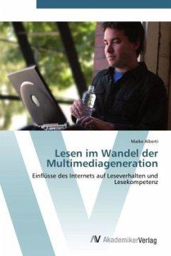 9783639408225 - Alberti, Maike: Lesen im Wandel der Multimediageneration - Buch