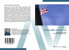 9783639408027 - Whately, Hugo: Eurosceptic Economics: Implicit policy links in British political parties - Buch