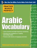 Practice Makes Perfect Arabic Vocabulary