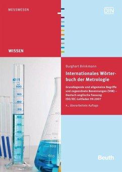 Internationales Wörterbuch der Metrologie - Brinkmann, Burghart