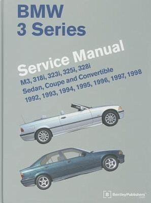bmw 3 series service manual m3 318i 323i 325i 328i. Black Bedroom Furniture Sets. Home Design Ideas
